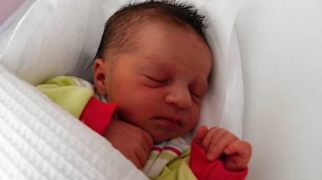 Jana Zikmundová, Lipník nad Bečvou, narozena dne 18. října 2016 v Přerově, míra: 48 cm, váha: 3030 g