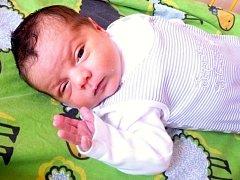 Radek Lysák, Jindřichov, narozen dne 20. května 2015 v Novém Jičíně, míra: 53 cm, váha 4000 g