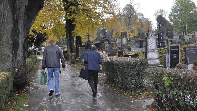 Přerovský hřbitov