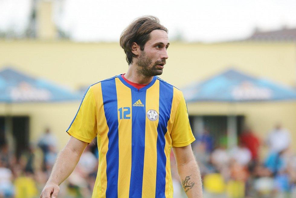 Libor Žůrek, FK Slavoj Kojetín