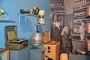 Druhá část výstavy Stoletá republika aneb Příběh jednoho města v Muzeu Komenského v Přerově návštěvníky zavedla do období padesátých let, ale připomněla jim i srpnovou okupaci v roce 1968 a dobu normalizace.