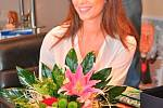 Česká Miss Earth Nikola Buranská přijela po úspěchu v soutěži krásy do Přerova