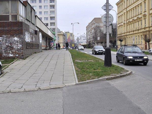 Palackého ulice vPřerově