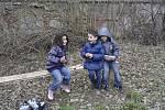 Romské občanské sdružení Naše srdce, které chce v Přerově vytvořit nové centrum pro mládež, představilo v sobotu odpoledne ve Škodově ulici akci svůj projekt.