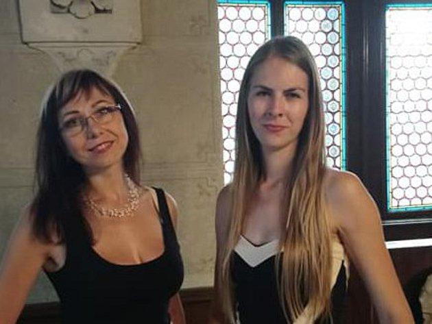 Zpěvačka zchrámového sboru Jarmila Konečná