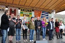 Akuna show 2014