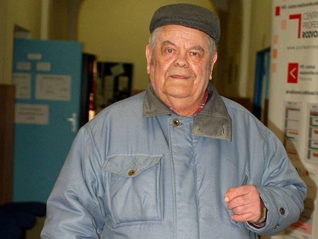 Václav Bílek byl s výsledkem prezidentské volby spokojený