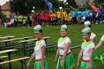 Dvanácté Hry Mikroregionu Záhoran se uskutečnily v Býškovicích.