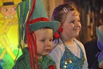 Karneval v Městském domě v Přerově
