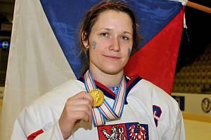 Alena Polenská, hokejová reprezentantka