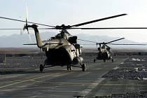 Přerovští piloti na misi ISAF v Afghánistánu