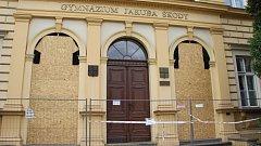 Studenty a žáky středních a základních škol v Přerově čeká v září překvapení v podobě stavebních úprav.