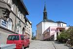 Kaple sv. Jiří je nejstarším přerovským kostelem