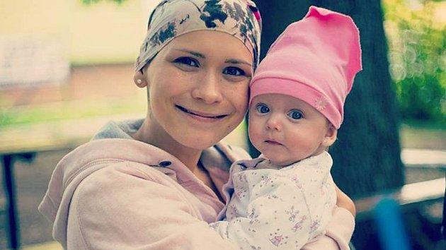 Třiadvacetiletá Jana Ryšánková z Přerova vyhrála svůj boj s rakovinou
