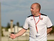Trenér Ivo Lošťák