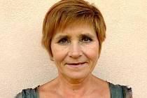 Magda Holá, starostka obce Grymov