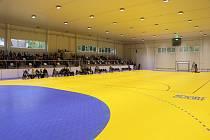 Děti z přerovských mateřských škol budou sportovat v nové hale v Žeravicích.
