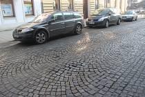 Kratochvílova ulice v Přerově se začne spravovat už v létě - na jejím stavu se podepsala nejen letošní zima, ale především zvýšená dopravní zátěž v této části města.