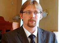 Ministr dopravy Pavel Dobeš (VV)