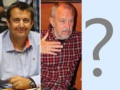 Petr Vrána (ANO) a Vladimír Puchalský (SpP) jednají o vytvoření přerovské radniční koalice, pro většinu potřebují ještě někoho přibrat