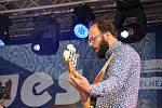 Blues nad Bečvou - Chris Bergson a Andrew Lauer