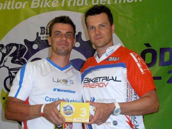 Pavel Procházka skončil na MS ve Španělsku celkově na 4.místě