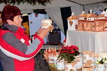 V Brodku u Přerova se naladili na vánoční notu výstavou keramiky