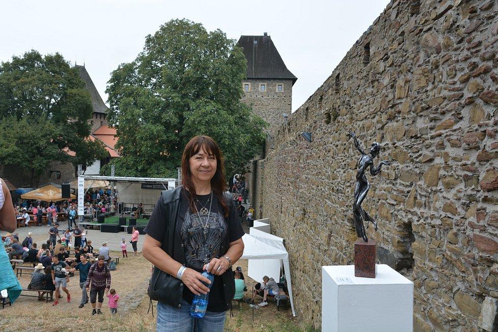 Kovářský festival Hefaiston 2018 na hradě Helfštýn