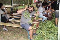 Dočesnou se Zubrem si nenechaly ujít stovky lidí, kteří v sobotu odpoledne dorazili do přerovského pivovaru. Bohatý program nabídl například koncerty oblíbených kapel nebo soutěže s pivní tématikou.
