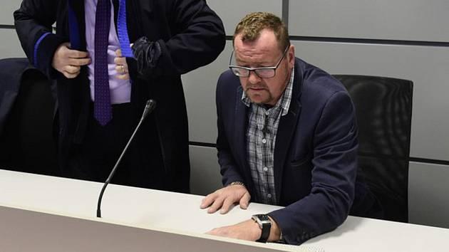 Marek Dostál u olomouckého krajského soudu