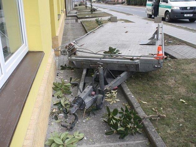 Nehoda v Tučíně