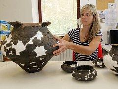 Archeologické nálezy z lokality Lipník nad Bečvou – Trnávka v Archeologickém centru Olomouc