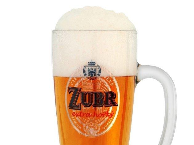 extrahořký májový speciál piva Zubr