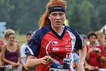 Běžkyně Vendula Horčičková