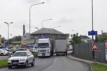 Tovární ulice v Přerově už je průjezdná.