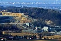 Kamenolom Podhůra u Lipníku nad Bečvou