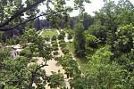 Park Michalov v Přerově