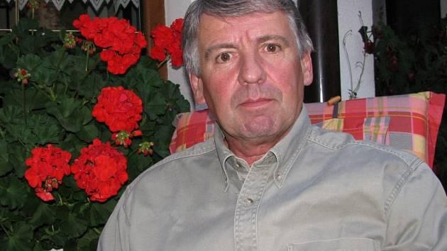 Jiří Andrýs, starosta obce Černotín