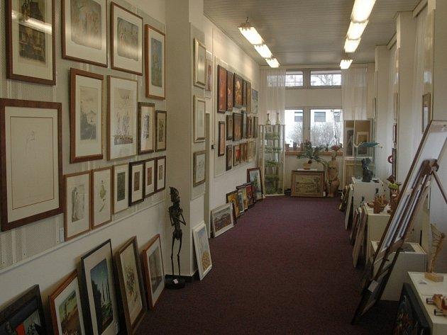 Galerie v Přerově chystají nové výstavy