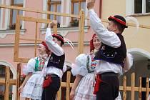 Folklorní festival V zámku a podzámčí, Přerov