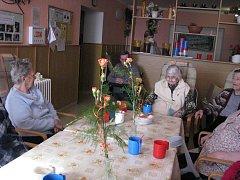 MDŽ v Domově seniorů v Radkově Lhotě