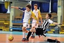 V Přerově se na halovém turnaji utkaly kvalitní mládežnické celky z Moravy či ze Slovenska.