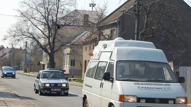 V Kozlovicích vnímají lidé problém s neúnosnou dopravní situací.