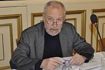 Přerovský primátor Vladimír Puchalský v únoru 2018
