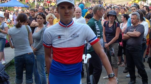 Vítěz Author Šela Marathonu 2012 Jaroslav Kulhavý