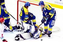 Přerovští hokejisté. Ilustrační foto