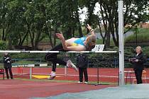 Přerovská výškařka Veronika Čejnová