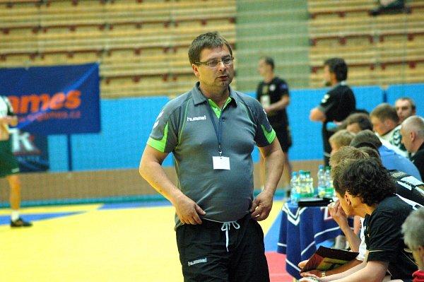 Trenér Miroslav Frank