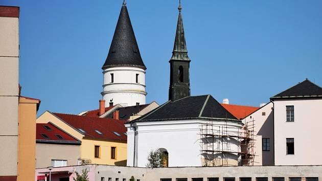 Kaple sv. Jiří v Přerově