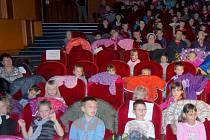 Hlediště přerovského kina Hvězda. Ilustrační foto